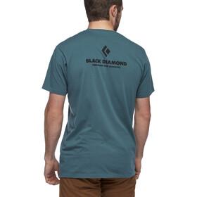 Black Diamond Equipment for Alpinist T-shirt Heren, raging sea
